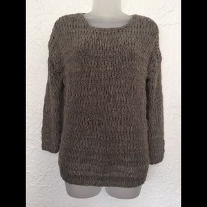 Vince (A Pea In The Pod) knit maternity sweater